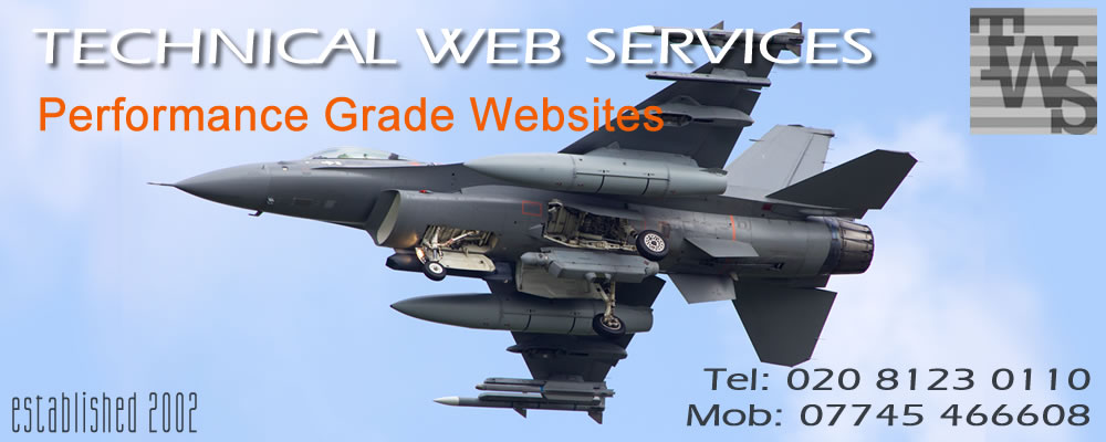 Technical Web - Web Design Slough Berkshire